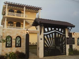 1. Front View of our Oceanview Villa - Cameron Topp and Tam Nguyen