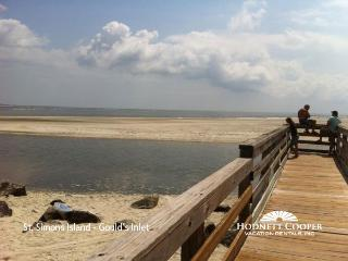 Gould's Inlet, St. Simons Island - Hodnett Cooper Vacation Rentals