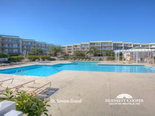 The Grand, oceanfront on St. Simons Island - Hodnett Cooper Vacation Rentals - Hodnett Cooper Vacation Rentals
