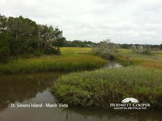 The many marshes of St. Simons Island - Hodnett Cooper Vacation Rentals