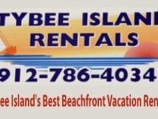 Look for our signs throughout Island - Tybee Island Rentals Inc.