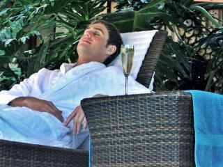 Spa treatment, pool side or in spa - Sandton Boutique Hotel