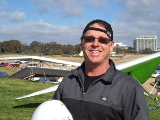 Your Host hanging out at Torrey Pines Glider port - Teddy Mack
