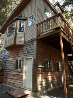 Treefort Apartment on lower level/Sleeps up to 5 people - Beach House Rentals, Seward/Claire Horton, Owner