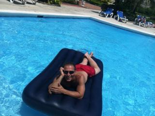 Yes, an air mattress! - Joe Ruggiero