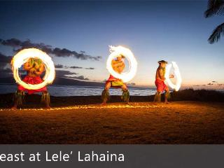 Feast of Lele' Lahaina - Ali'i Resorts, LLC