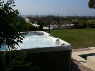 New in 2013 Caldera 7 Person Spa - Roger and Karen Winston