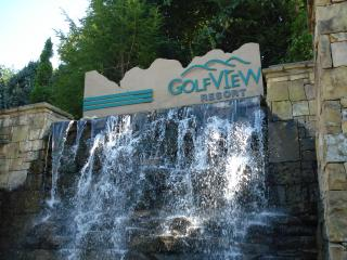 Golfview Resort Entrance - Golfview Vacation Rentals
