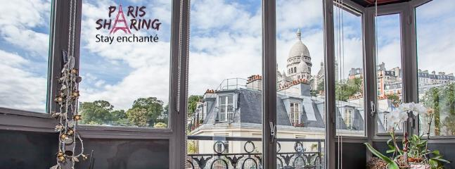 Stay with a view...stay enchanté ! - Paris- Sharing.com