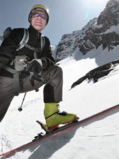 Owner ski and snowboard instructor, available for lessons - Grzegorz Buczkowski Innkeeper and ski instructor