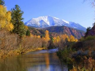 Roaring Fork River/Mount Sopris - First Choice Properties & Management, Inc.