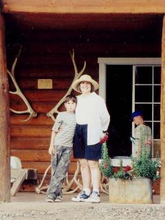 Visiting Pagosa Springs Wildlife Park - Alpine Haven Cabin