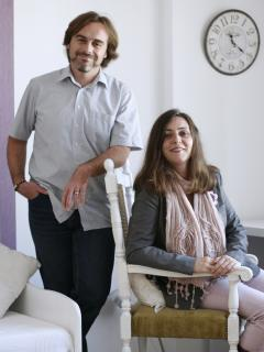 inZagreb managers Ivana and Ksandro - InZagreb