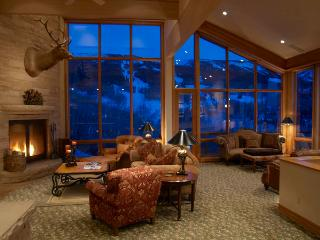 Bay Doe Chateau- Luxury 6 bedroom-fantastic views in Snowmass Village - First Choice Properties & Management, Inc.