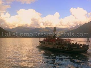 Sail away on your deram vacation  - LakeComoDreamRentals