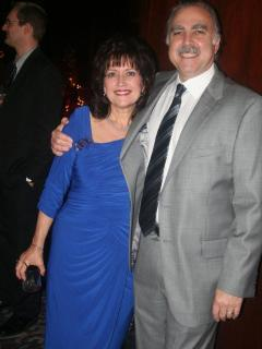 Patty & Barry at another Office Party (Barry's got to pay for paradise rental!)! - Keys Ocean Drive  1038 W. Ocean Dr., KCB, FL 33051