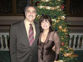 Barry & Patty at his Office Party! - Keys Ocean Drive  1038 W. Ocean Dr., KCB, FL 33051