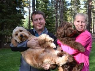 Charles & Laura - South Lake Tahoe Rental Home Managers - Charles & Laura Seidel