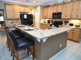 Fully Equipped Kitchen helps you save from eating out everyday! - Starmark Vacation Homes