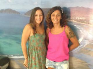 Best in Jaco (Maria and Katia) - Best In Jaco