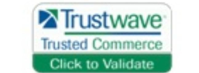 We are a validated Trustwave secure website - Big Red London Apartments