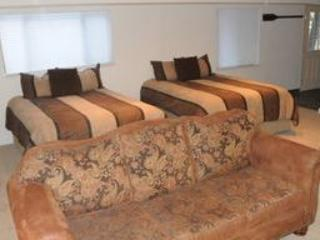 Downstairs apartment has 2 queen beds, a Queen sleeper sofa flat screen TV & HD cable sleeps 6 - Gerard Bisignano