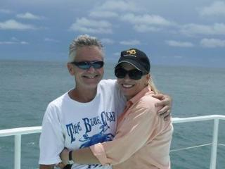 A great day of Whale Watching off Quepos - Kimberly and Tom Barron