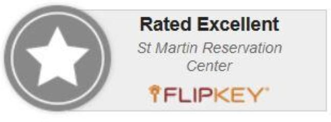 Our Badge of Honor! - St Martin Reservation Center