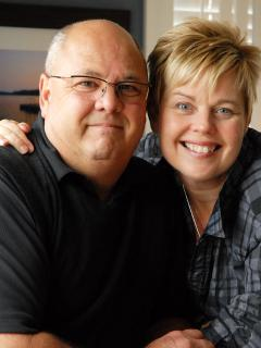 Karen and Peter MacDonald, your Hosts    Our family of 5 love the hospitality industry. Running Mac's Shacks is truly an enjoyable experience. - Karen MacDonald