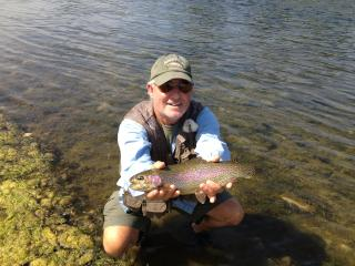 On the Big Horn River, Montana - Mike Evans, Savage River Outfitters,Rental Homes
