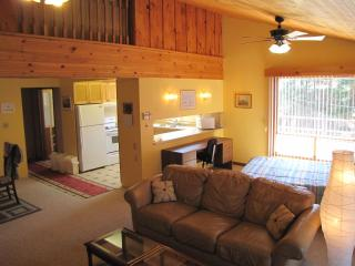 Upscale Chalet 4C Romantic Getaway with Hot Tub and Wood Fireplace  Lakefront Chalet - Danette & Steve Owners and Operators
