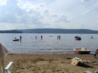 Beach Resorts in north Muskoka and Almaguin Highlands.  - Danette & Steve Owners and Operators