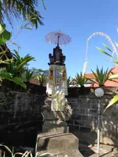 North East Temple - Angel Villa Bali
