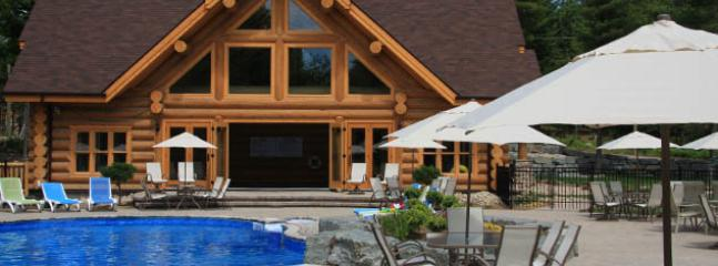 Recreation Center - Fiddler Lake Resort Luxury Chalets Rental