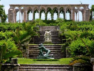 Favourite spot to relax on Paradise Island-Versailles Gardens - John Fitzsimmons
