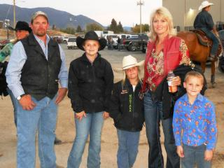 5th Generation McDonald Family, Dan, Shai, Alexis, Tami, John - Tami McDonald