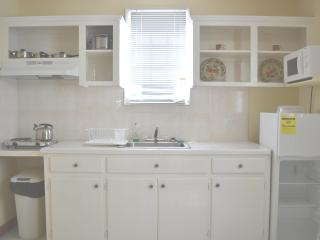 Spacious kitchen - Standard, Queen & Deluxe rooms - Paige Pond Country Inn