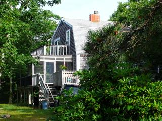 1684 - BEAUTIFUL, PRIVATE, 4 BEDROOM CHAPPY HOME - Chappaquiddick vacation rentals