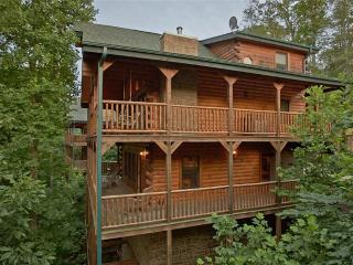 Star Gazer At Hemlock Hills - Gatlinburg vacation rentals