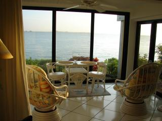 1st fl. waterfront w/ views! Dock space available. - Sanibel Island vacation rentals