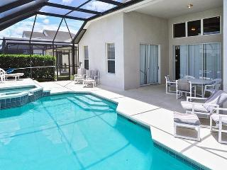 Paradise Palms - South Facing Pool! 5 Bed Windsor Palms Pool Home - Disney vacation rentals