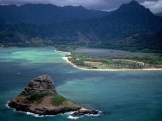 Sea Breeze Estate - sleeps 22, waterfront, w/pool - Kaneohe vacation rentals