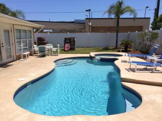 House - 700 Feet to Ocean with Solar Heated Pool - New Smyrna Beach vacation rentals