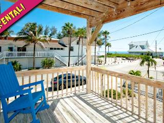 Starfish Villa: 2BR/2BA Family-Friendly Home Steps from the Beach - Holmes Beach vacation rentals