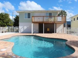 Beach Nuts Canal Home with New Pool by the Pier -  Beach Nuts - Fort Myers Beach vacation rentals