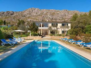 Special Villa close to town Pollensa - Puerto Pollensa vacation rentals
