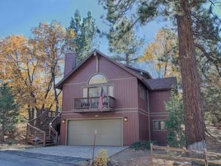 Mountain Sky: Relaxing, Luxurious Retreat for 12 just steps from the National Forest - Big Bear City vacation rentals