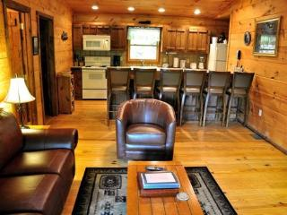 Mountain Lure -- Find A Fisherman`s Paradise at Fontana Lake - Bryson City vacation rentals