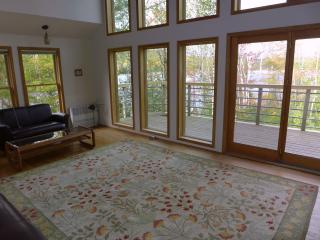 Lakefront vacation rental home in northern Maine - New Limerick vacation rentals