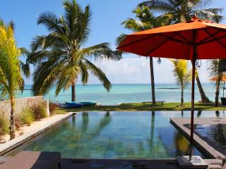 Villa Emerald belle mare beachfront and overflow - Roches Noires vacation rentals